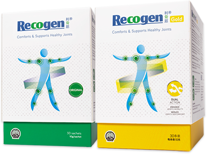 Recogen Original and Gold Products